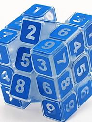 preiswerte -Zauberwürfel Sudoku-Würfel 3*3*3 Glatte Geschwindigkeits-Würfel Magische Würfel Sudoku Puzzles Zum Stress-Abbau Puzzle-Würfel Kunststoff