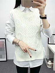 cheap -Women's Sleeveless Vest - Solid