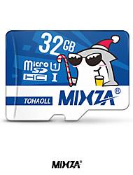 microsd di memoria microsd della carta di memoria di classe 32gb della carta di memoria di mixza microsd per smartphone / tablet