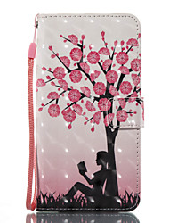 cheap -For Case Cover Card Holder Wallet with Stand Flip Pattern Full Body Case Sexy Lady Tree Hard PU Leather for Samsung Galaxy J7 (2016) J7