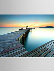 cheap -Stretched Canvas Print One Panel Canvas Horizontal Print Wall Decor For Home Decoration