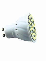 cheap -3 W 300 lm GU10 LED Spotlight 29 LED Beads SMD 5050 Decorative Warm White / Cold White 220 V / 1 pc