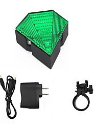 cheap -ANOWL LED Light - 160 lm Automatic Mode - with Charger Portable Easy Carrying Cycling/Bike