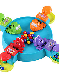 Beads Frog Eat Beans Family Game Toys Family Classic Kids Adults' 1 Pieces