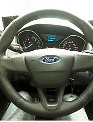 Automobile Protège Volant(Cuir)Pour Ford Toutes les Années Focus