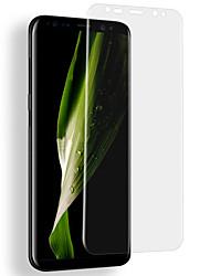 Недорогие -Защитная плёнка для экрана Samsung Galaxy для S9 Nano TPU 1 ед. Защитная пленка на всё устройство Защита от царапин Ультратонкий