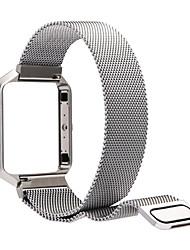 Недорогие -Силикон Ремешок для часов Ремень Черный 20cm / 7.9 дюймы 2cm / 0.8 дюймы