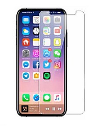 cheap -Screen Protector for Apple iPhone X Tempered Glass 1 pc Front Screen Protector High Definition (HD) / 9H Hardness