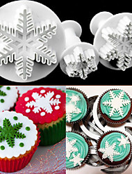 cheap -Cake Molds Everyday Use Plastics Baking Tool
