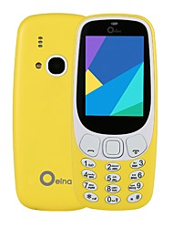 cheap -Oeina XP3310 2.4 inch Cell Phone ( 32MB + Other 0.8 MP Other 1000 mAh )