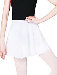 cheap -Ballet Women's Performance Polyester 1 Piece High Skirts