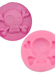 The Skull - Head Silicone Mould Cake Mould High Quality Baking Tool