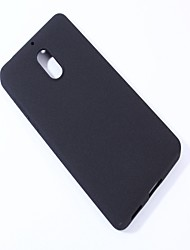 cheap -Case For Nokia Frosted Back Cover Solid Color Soft TPU for Nokia 6
