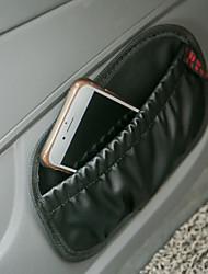 Fahrzeug Armaturenbrett Beifahrersitz vorne Fahrzeugsitz Ablagefächer fürs Auto Für Universal Leder