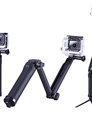 cheap -Tripod Outdoor Portable Case Foldable Extender For Action Camera Gopro 6 All Action Camera All Gopro Gopro 5 Xiaomi Camera SJCAM SJ4000