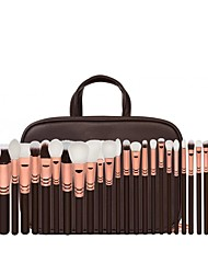 cheap -30pcs Professional Makeup Brushes Makeup Brush Set / Contour Brush / Foundation Brush Synthetic Hair Synthetic / Full Coverage Resin Lip