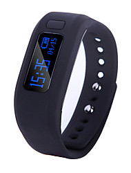 cheap -Smart Bracelet iOS Android Water Resistant / Water Proof Long Standby Calories Burned Pedometers Health Care Sports Alarm Clock