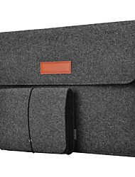 cheap -dodocool 12 Inch Laptop Felt Sleeve Envelope Cover Ultrabook Carrying Case Notebook Protective Bag with Mouse Pouch for 12 MacBook / 11 MacBook Air
