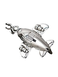 cheap -Toy Car Key Chain Toy Airplanes Toy Plane / Aircraft Key Chain Metal Boys' Unisex Kid's Gift