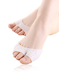 cheap -Foot Massager Toe Separators & Bunion Pad Posture Corrector Protective Orthotic Eases pain
