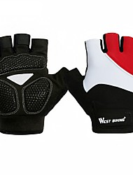 cheap -WEST BIKING® Sports Gloves Bike Gloves / Cycling Gloves Quick Dry Breathable Sweat-Wicking Protective Skidproof Lightweight Fingerless