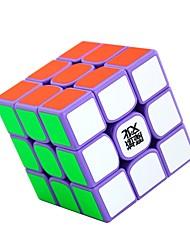 cubo di Rubik YJ8254 Cubo 3*3*3 Adesivo liscio Velocità Livello professionale Anti-pop della molla regolabile Allevia lo stress Cubi
