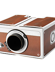 cheap -Fantasy Cinema Cardboard Smartphone Projector