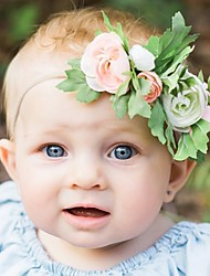 cheap -Kid's Girls' Floral Hair Accessories