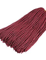 cheap -Crochet Dread Locks Hair Extensions 100% Kanekalon Hair Hair Braids