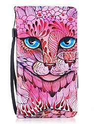 Case For Huawei P10 Lite Wallet Card Holder with Stand Flip Pattern Magnetic Full Body Cat Hard PU Leather for Huawei P10 Lite Huawei P8