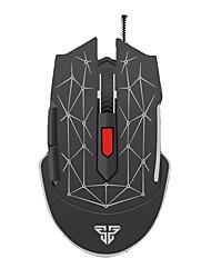 fantech x7 souris câblée souris souris 6 boutons souris ordinateur optique avec rétro-éclairage réglable 4800dpi