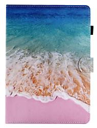 Недорогие -для чехлов держатель карты держатель кошелек с подставкой флип-паттерн полный корпус корпус декорации твердая кожа pu для яблока ipad pro
