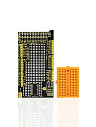 Недорогие -keyestudio mega protoshield / плата расширения прототипа v3 для arduinobreadboard