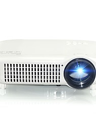 cheap -VS-627 LCD Home Theater Projector LED Projector 3500lm Other OS Support 1080P (1920x1080) 50~200inch Screen / WXGA (1280x800) / ±15°