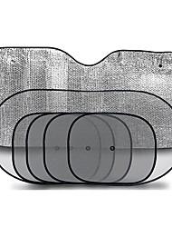 Settore automobilistico Parasole e Visiere per auto Visiere auto Per Universali Tutti gli anni Motori generali Alluminio