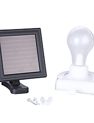 cheap -1set 1W LED Floodlight Sensor Rechargeable Garage/Carport Cold White Natural White <5V