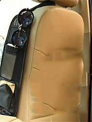 Vehicle Seat Car Organizers For universal All years General Motors Mahogany