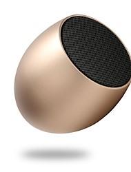 Extérieur Style mini Bluetooth V4.0 3,5mm Or Argent Gris Vin