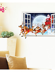 Holiday Wall Stickers Plane Wall Stickers Decorative Wall Stickers,Paper Material Home Decoration Wall Decal