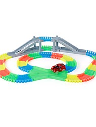 Race Car Underground - Longwall Toys Other Noctilucent Kids Boys Pieces