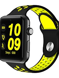 cheap -Smart Watch Touch Screen Water Resistant / Water Proof Calories Burned Pedometers Exercise Record Camera Distance Tracking Long Standby