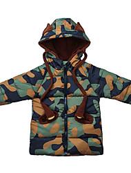 Boys' Camouflage Suit & Blazer