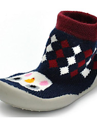 Baby Shoes Knit Winter Comfort Boots For Casual Blue