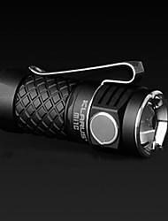 KLARUS Mi1C LED Taschenlampen Hand Taschenlampen LED 600 lm Manuell Modus Cree CREE XP-L HI V3 Professionell Wasserfest Leichtes Gewicht