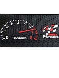 preiswerte -Auto Handy Standplatz-Halter Rutschfeste Matte Universal Stickup-Typ Halter