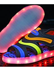 preiswerte -Jungen Schuhe EVA Stoff Sommer Komfort Sandalen Für Normal Schwarz Blau Rosa