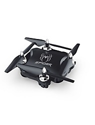 cheap -RC Drone S16 4 Channel With HD Camera 0.5MP RC Quadcopter Wide-Angle Camera Forward/Backward Sideward flight One Key To Auto-Return