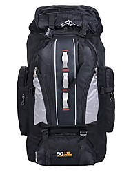 cheap -100 L Backpacks Hunting Hiking Camping Cross-Country Wearable Nylon 丰途