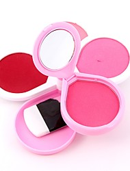 cheap -3 Concealer/Contour Blush Matte Mineral Powder Long Lasting Concealer Face China