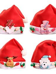 abordables -Animales Inspirador Muñecos de Nieve Santa Copo Ocio Palabras y Frases Día Festivo Navidad Año NuevoForDecoraciones de vacaciones